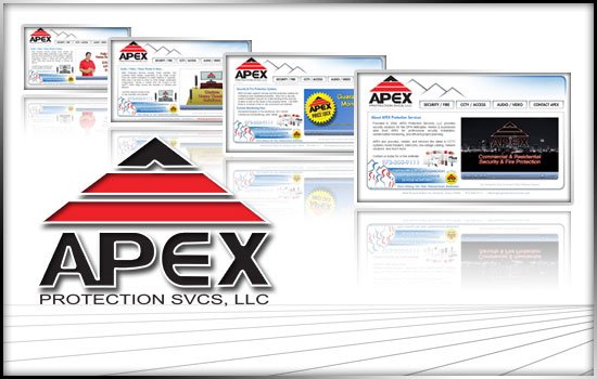 APEX Protection Services - Multimedia Development by Melcro Industries