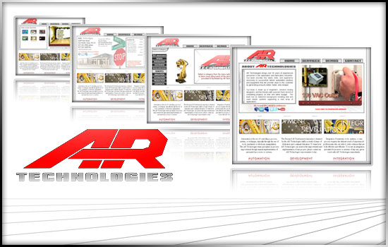 AR Technologies - Website Development & Video Production by Melcro Industries, LLC