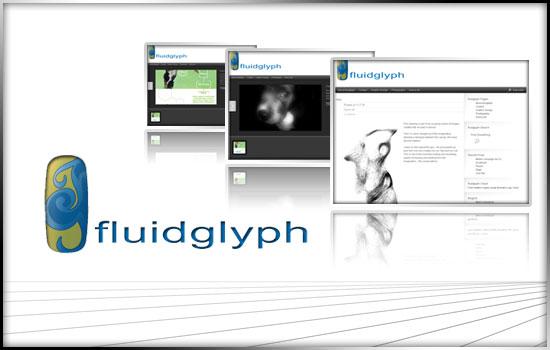 Fluid Glyph