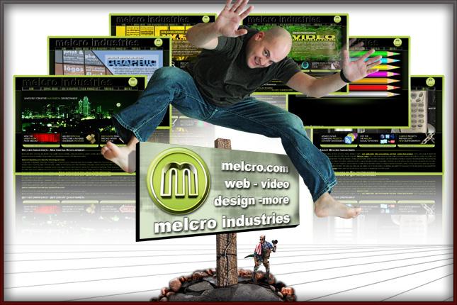 Nicholas Cowley - Owner/Creative Director :: Melcro Industries, LLC - Multimedia Development